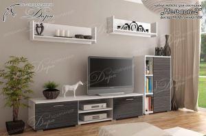 Набор мебели для гостиной Нельсон-2 - Мебельная фабрика «Дара»