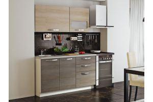 Кухня Ненси 2 МДФ - Мебельная фабрика «Фиеста-мебель»