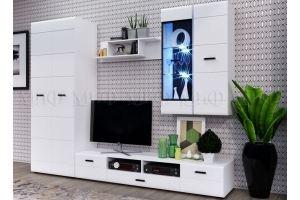 Светлая гостиная НЭНСИ - Мебельная фабрика «МиФ»