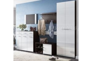 Прихожая Ненси модульная - Мебельная фабрика «МиФ»