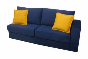 Нераскладной диван Брик - Мебельная фабрика «Европейский стиль»