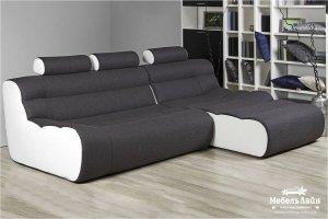 Нераскладной диван Холдри - Мебельная фабрика «МебельЛайн»