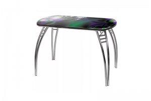 Нераздвижной стол с фотопечатью Паук - Мебельная фабрика «ТалМер»