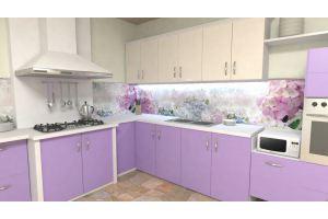 Нежный кухонный гарнитур - Мебельная фабрика «Люкс-С»
