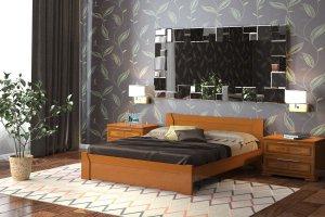 Низкая кровать Сабрина - Мебельная фабрика «DM- darinamebel»