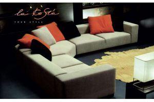 Диван Новая коллекция 18 - Мебельная фабрика «La Ko Sta»