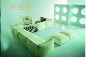 Диван Новая коллекция 22 - Мебельная фабрика «La Ko Sta»