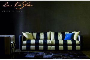 Диван Новая коллекция 28 - Мебельная фабрика «La Ko Sta»