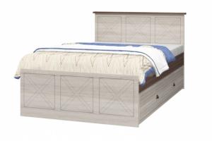 Новая кровать Калипсо - Мебельная фабрика «Интеди»