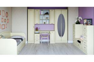 Новая мебель для детской Терра - Мебельная фабрика «Кентавр 2000»