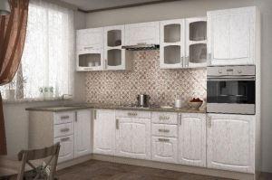 Новая модульная кухня Эмилия - Мебельная фабрика «БУРЭ»