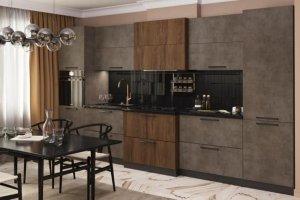 Новая современная кухня Петра - Мебельная фабрика «Zetta»