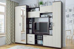 Новая стенка Флоренция - Мебельная фабрика «БелДревМебель»