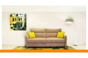 Диван прямой Находка - Мебельная фабрика «Добрый стиль»