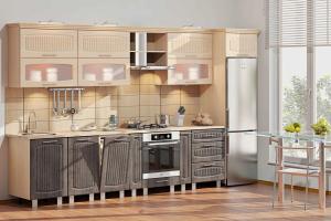 Новый дизайн кухни Сопрано - Мебельная фабрика «КомфортОН», г. Москва