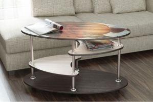 Новый журнальный стол СЖ-5 УФ - Мебельная фабрика «Ваша мебель»