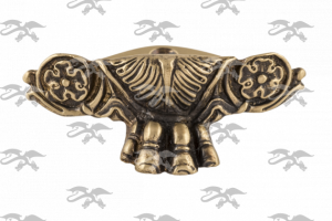 Ножка мебельная Ф5000а - Оптовый поставщик комплектующих «Калежа»