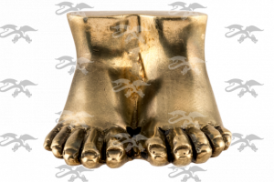 Ножка мебельная Ф5787 - Оптовый поставщик комплектующих «Калежа»