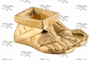 Ножка мебельная Ф6683 - Оптовый поставщик комплектующих «Калежа»