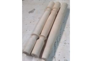 Ножки точеные для табуреток - Оптовый поставщик комплектующих «Жемчуг»