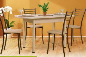Обеденная группа 1 - Мебельная фабрика «Мир стульев»