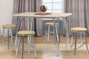 Обеденная группа 12 - Мебельная фабрика «Мир стульев»