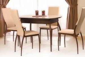 Обеденная группа 3 - Мебельная фабрика «Мир стульев»