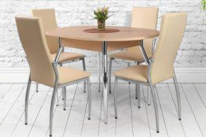 Обеденная группа 6 - Мебельная фабрика «Мир стульев»