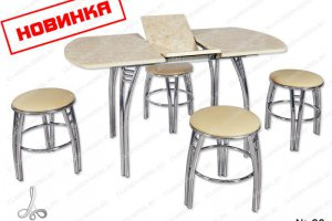 Обеденная группа 60 - Мебельная фабрика «Classen»
