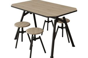 Обеденная группа Лофт-2 - Мебельная фабрика «Техсервис»