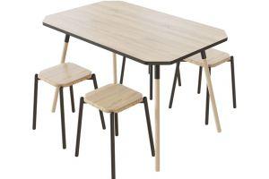 Обеденная группа Лофт-3 - Мебельная фабрика «Техсервис»