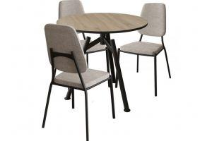 Обеденная группа Лофт-6 - Мебельная фабрика «Техсервис»