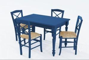 Обеденная группа Оливия 19 - Мебельная фабрика «ВерноКухни»