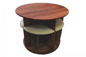 Обеденная группа с круглым столом - Мебельная фабрика «Мебель Эконом»