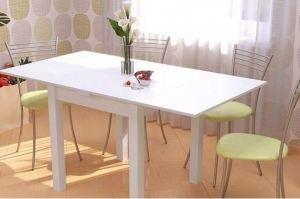 Обеденная группа с прямоугольным столом - Мебельная фабрика «CHROME STYLE»
