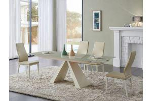 Обеденная группа Стол CT2086 Стул CY6120 - Импортёр мебели «Евростиль (ESF)»
