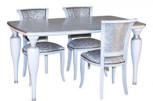 Обеденная группа стол Флоренция стул Молли - Мебельная фабрика «КЛМ-мебель»