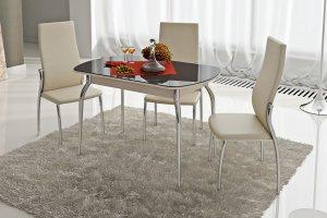 Обеденная группа стол и стул - Мебельная фабрика «Мебель ЭКО»