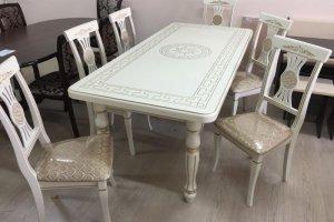 Обеденная группа Стол и стулья - Мебельная фабрика «Евро-Цель»