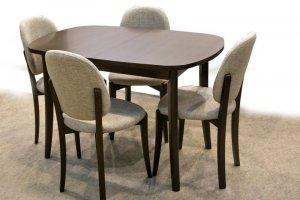 Обеденная группа стол Томас и стул Руби - Мебельная фабрика «Рокос»