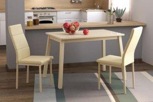 Обеденная группа Тирк 2 стекло - Импортёр мебели «Мебвилл»