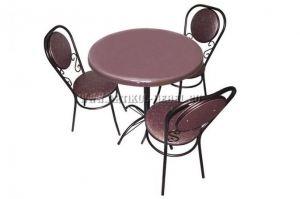 Обеденная группа Ярис 80 Ренессанс - Мебельная фабрика «Артикул-Мебель»