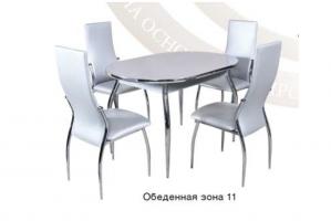 Обеденная группа 11 - Мебельная фабрика «Ri-Rom»