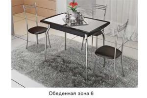 Обеденная группа 6 - Мебельная фабрика «Ri-Rom»