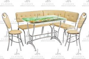 Обеденная группа 70 - Мебельная фабрика «Classen»