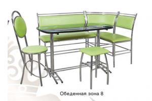 Обеденная группа 8 - Мебельная фабрика «Ri-Rom»