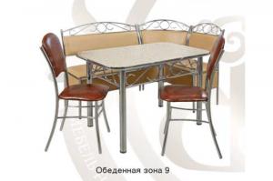 Обеденная группа 9 - Мебельная фабрика «Ri-Rom»