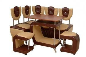 Обеденная группа Эрика - Мебельная фабрика «ПРАВДА-МЕБЕЛЬ»