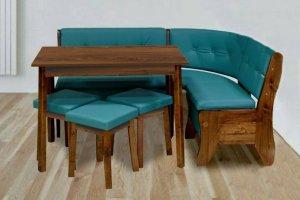 Обеденная группа из экокожи - Мебельная фабрика «ПримФ»