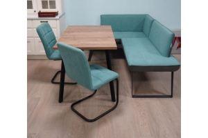 Обеденная зона с кухонным уголком - Мебельная фабрика «Елиза»